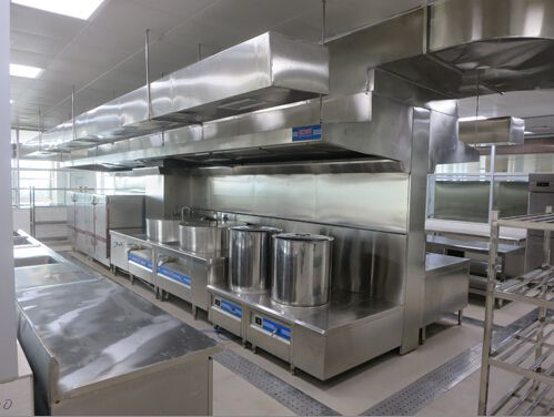 商用厨房从设计,购买设备到完工的具体流程